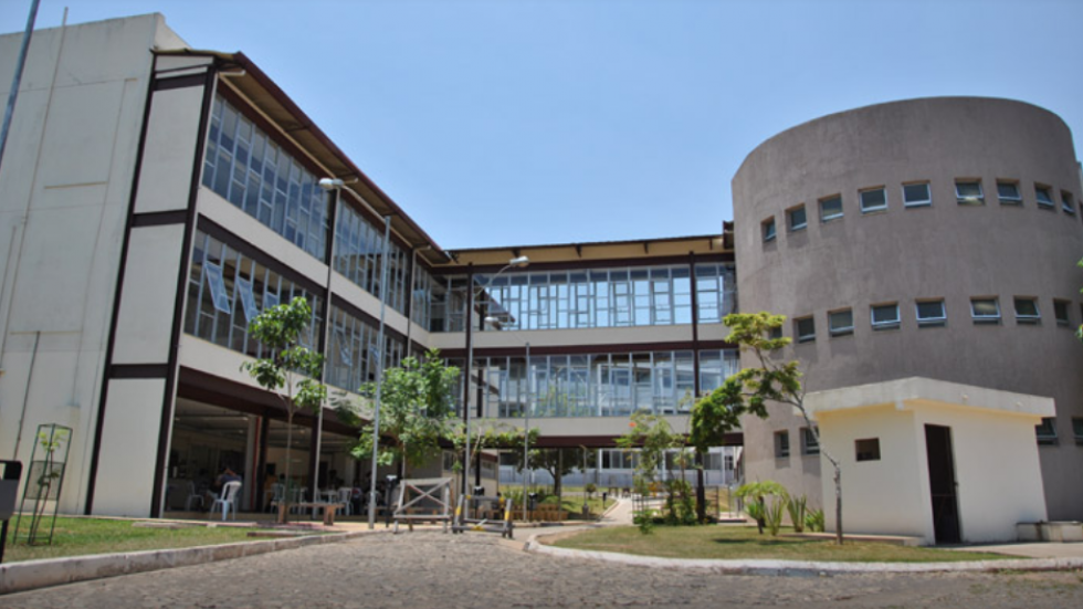 Campus of the Institute of Exact and Applied Sciences of the Federal University of Ouro Preto (ICEA/UFOP).
